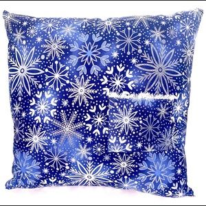 Winter Wishes Custom Pillow Pock Wishes